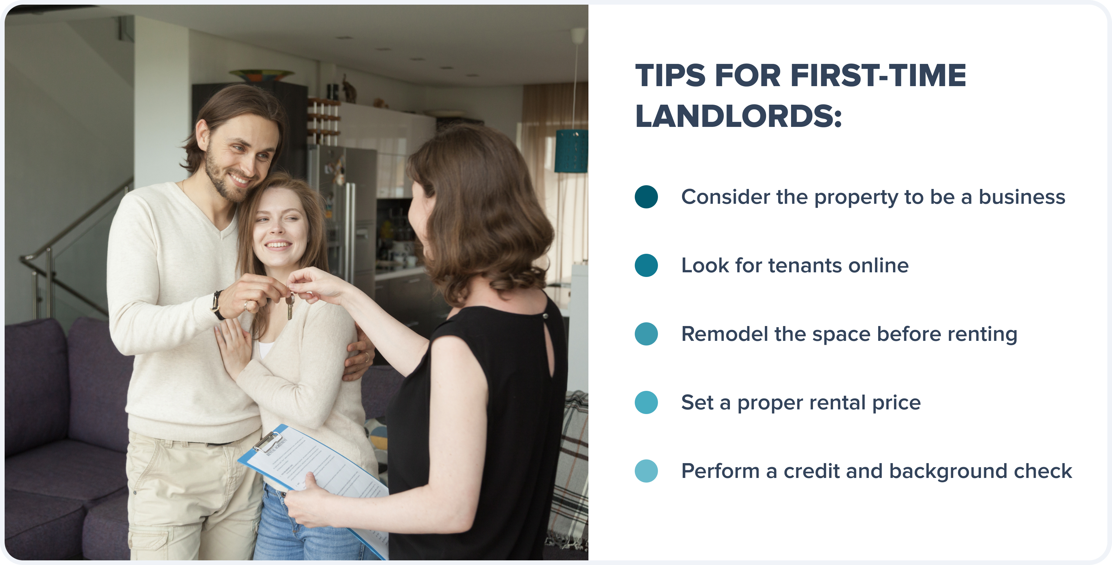 First Time Landlord Tips