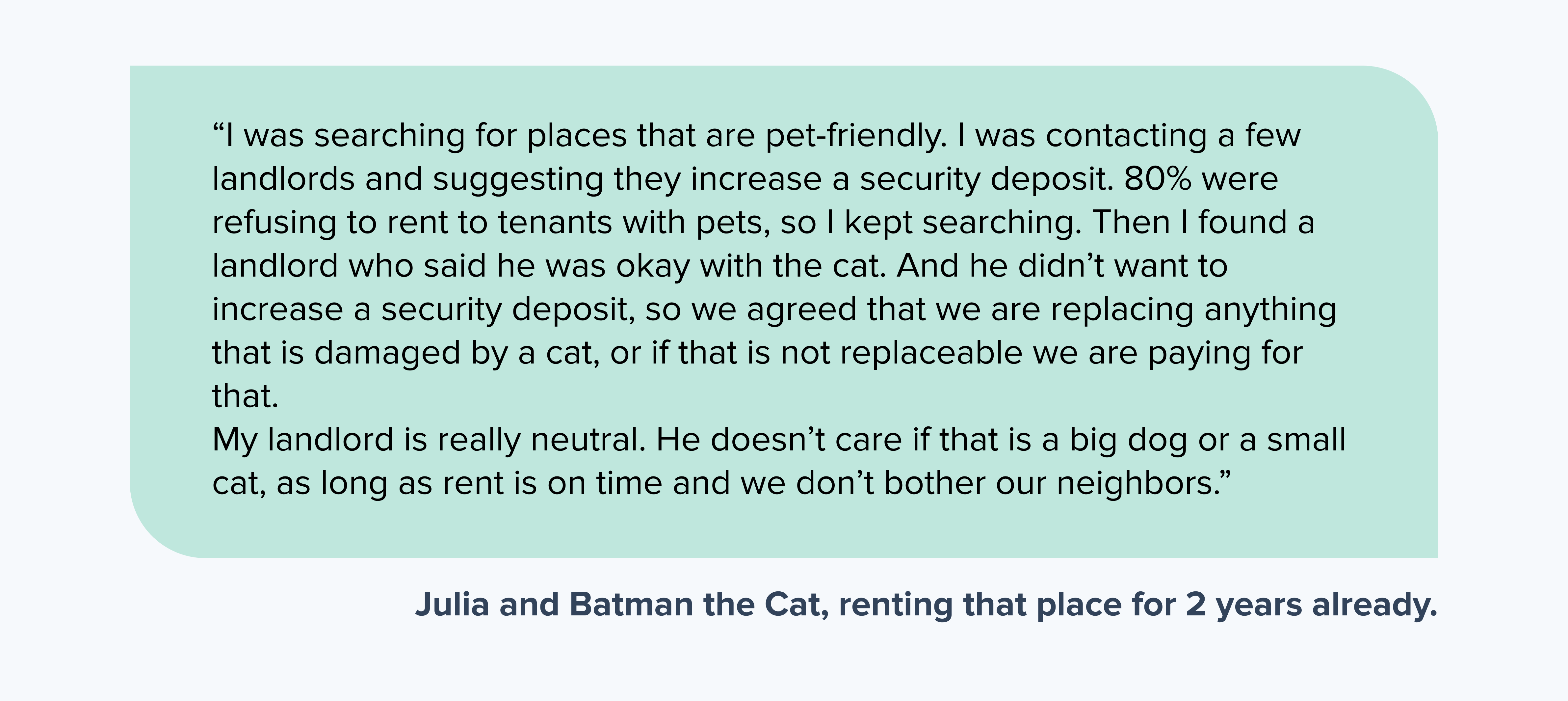 how to find a pet-friendly landlord