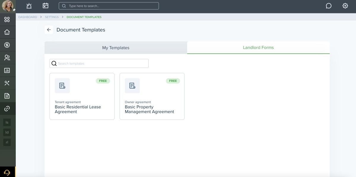 TenantCloud Rental Agreement Templates