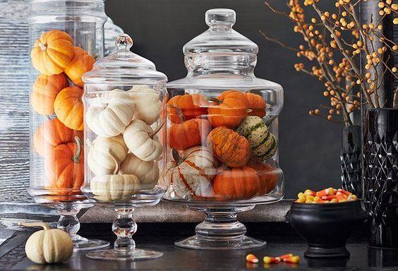 pumpkins decorations