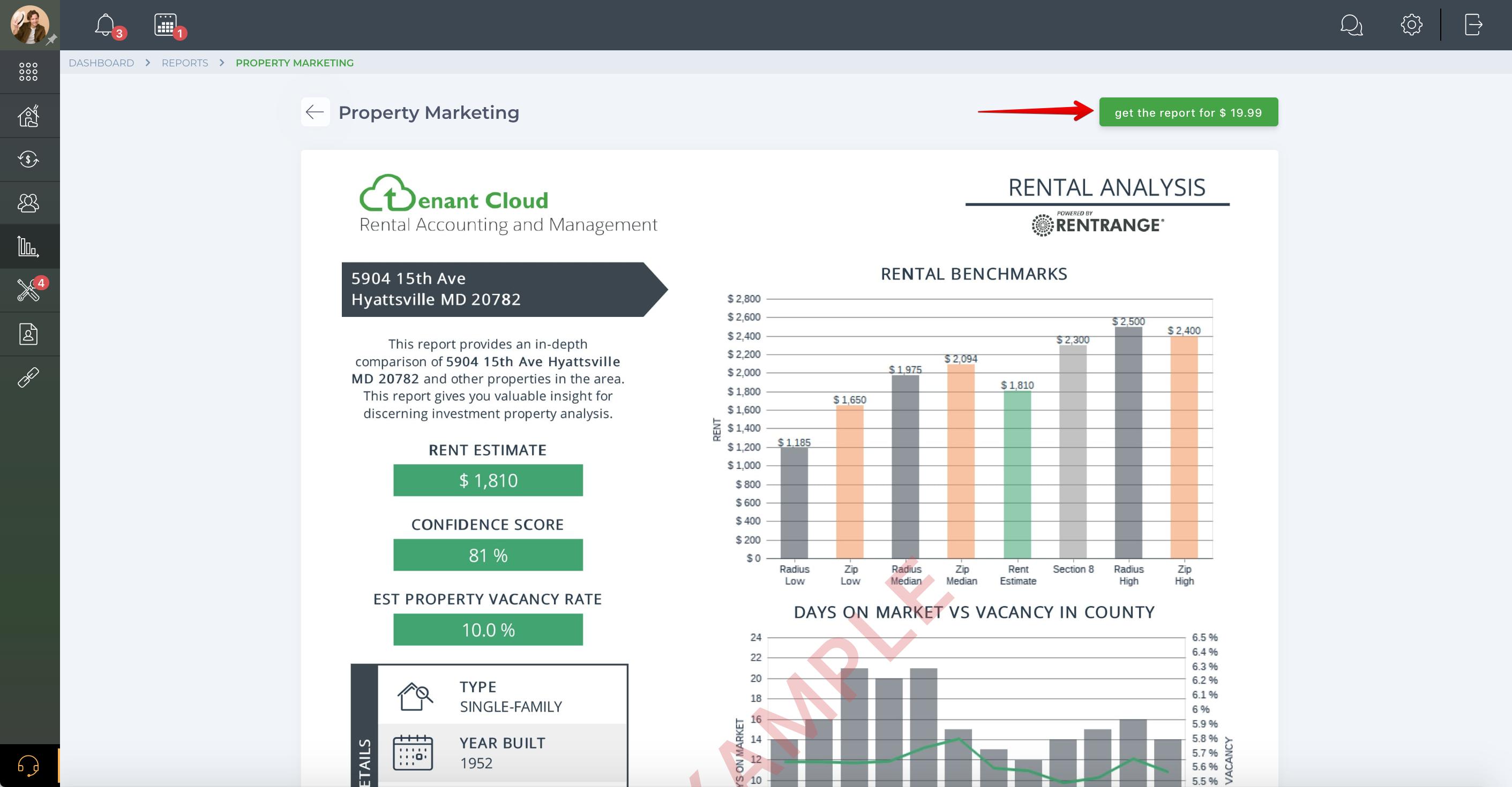 Property Market Report