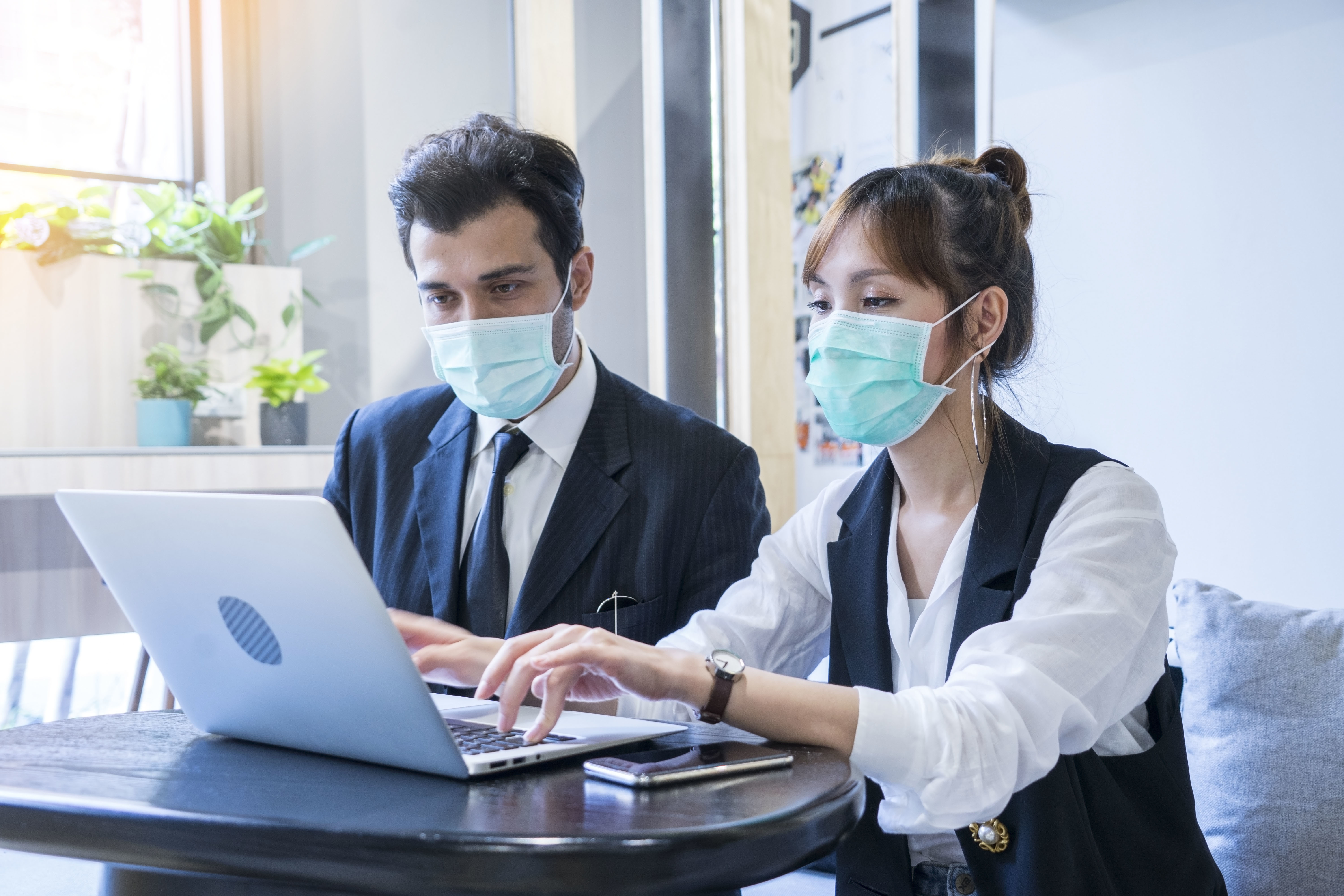 Property management during the coronavirus pandemic