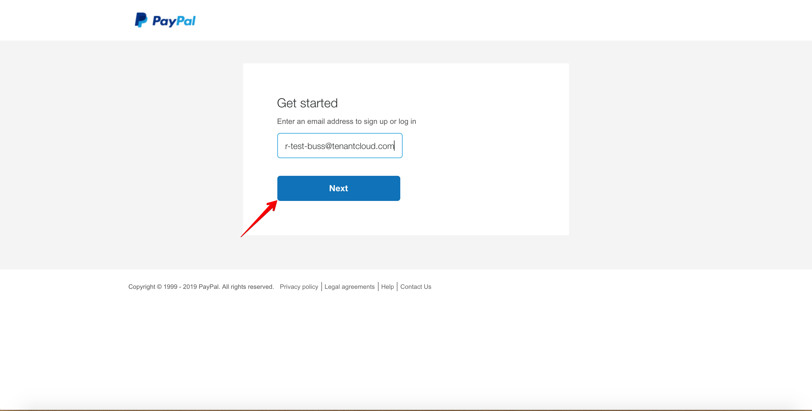 How do I set up my PayPal account?