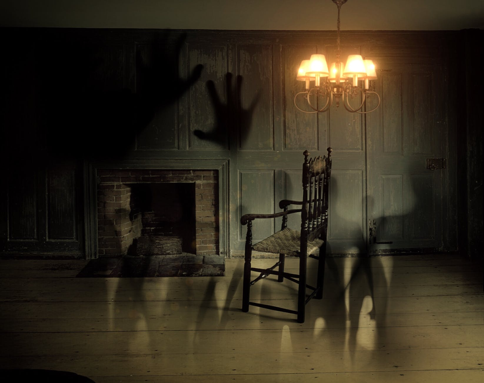 How haunted houses can bot attract and scare the tenants
