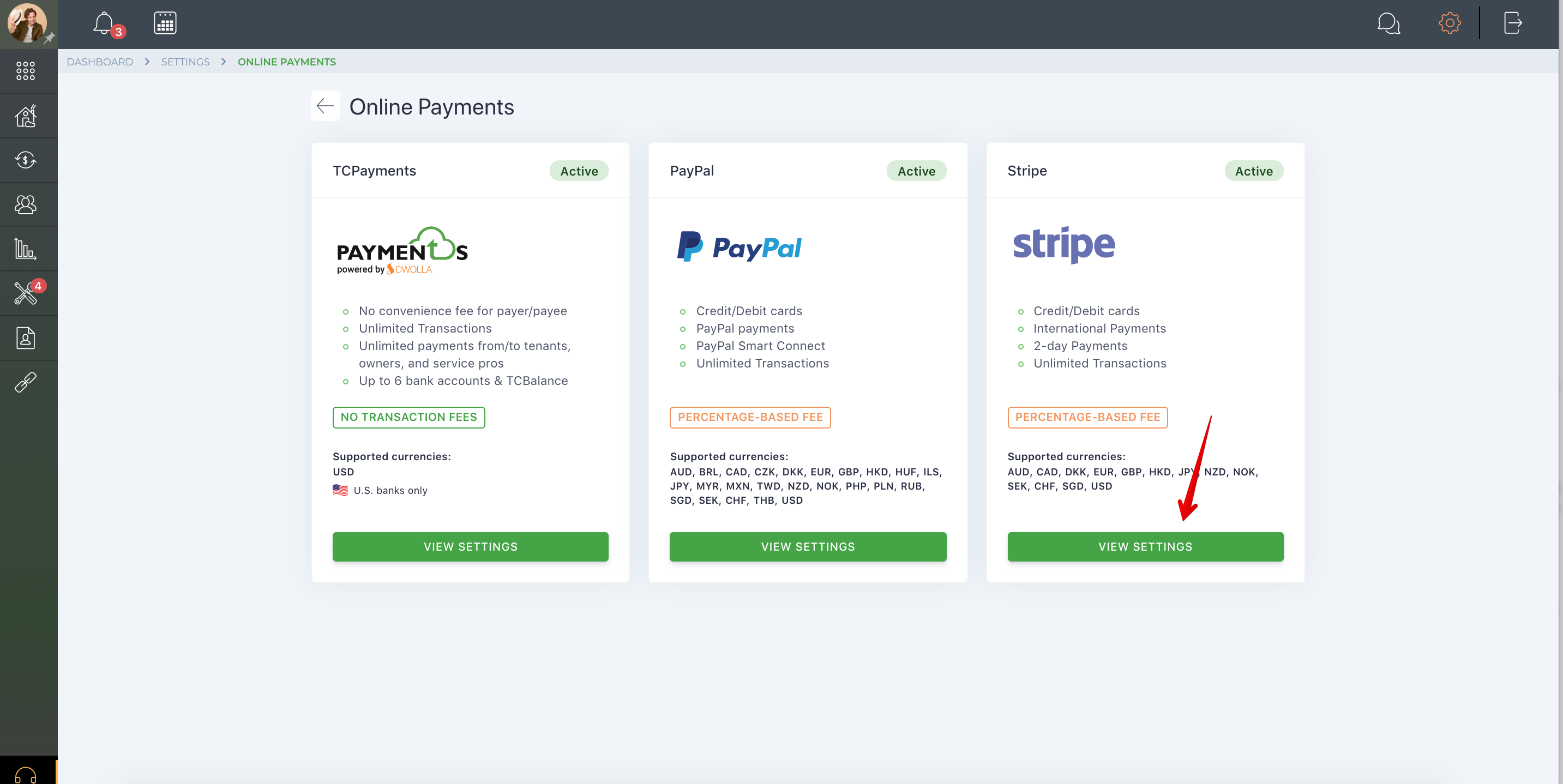 How to deactivate my Stripe account?