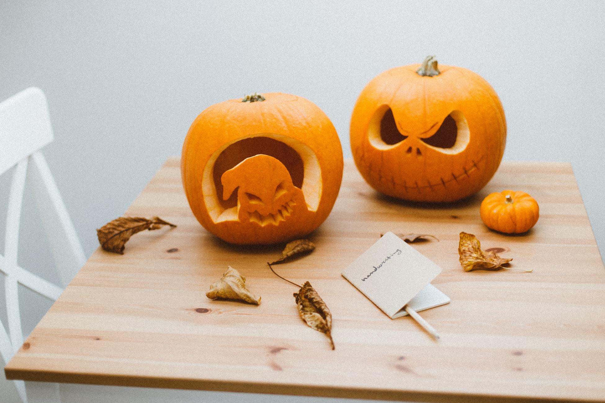 DIY Halloween accessories