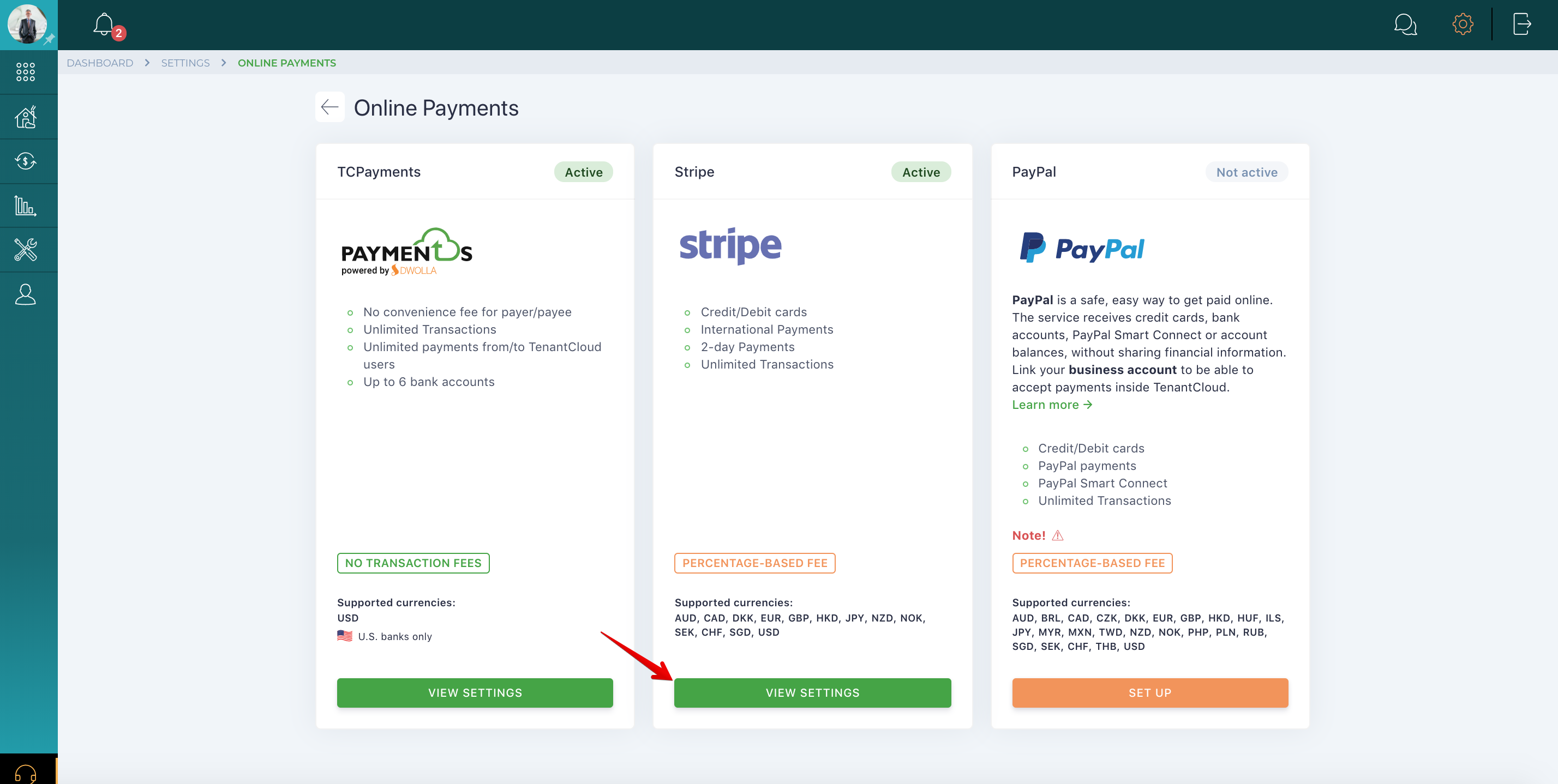 How do I deactivate my Stripe account?