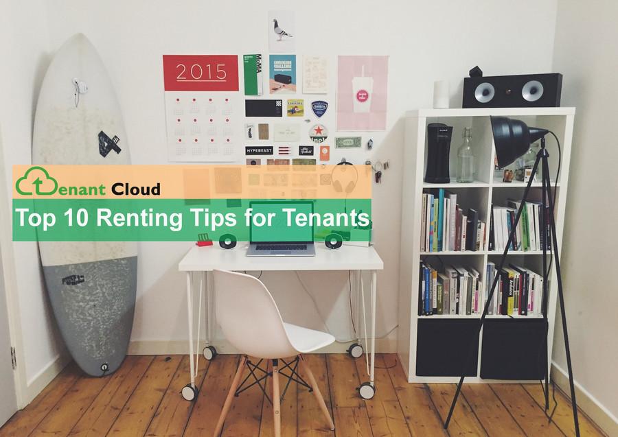 Description: TenantCloud tips for renters